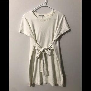 Zara shirt casual dress